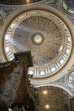 大教堂意大利彼得・罗马s st 免版税图库摄影