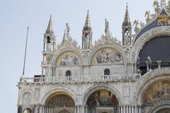 大教堂意大利标记s st威尼斯 库存照片