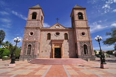 大教堂拉巴斯 免版税图库摄影
