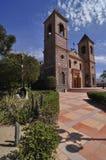大教堂拉巴斯 库存图片
