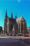 大教堂捷克布拉格共和国st vitus 免版税库存图片