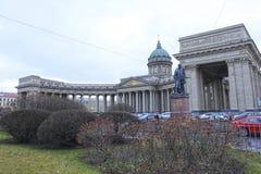 大教堂教会喀山正统彼得斯堡俄国st 库存图片