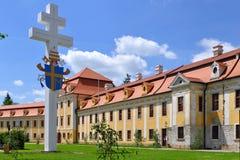 大教堂教会velehrad 库存照片