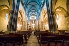 大教堂日内瓦 免版税库存图片
