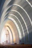 大教堂智利chillan教会 库存图片
