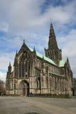 大教堂格拉斯哥苏格兰 库存图片