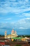 大教堂格拉纳达 库存照片