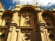 大教堂格拉纳达 库存图片