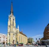 大教堂欧洲意大利比萨罗马式样式托斯卡纳 图库摄影