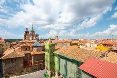 大教堂欧洲意大利比萨罗马式样式托斯卡纳 免版税库存照片