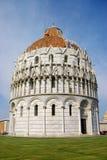 大教堂比萨 免版税库存照片