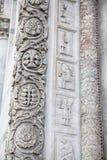 大教堂比萨 免版税库存图片
