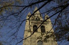 大教堂法国格勒诺布尔塔 库存图片