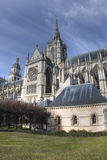 大教堂法国 免版税库存图片