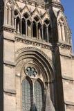大教堂法国soisson 免版税库存图片