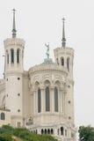 大教堂法语 库存图片