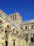 大教堂温彻斯特 库存照片