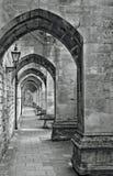 大教堂温彻斯特 库存图片