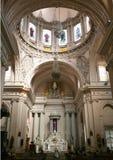 大教堂瓜达拉哈拉质量墨西哥教士说 免版税库存照片
