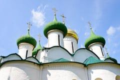 大教堂的圆顶 免版税库存图片