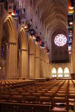 大教堂的走廊 免版税图库摄影
