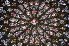 大教堂看见 免版税库存图片