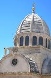 大教堂神圣的雅各布s 图库摄影