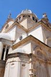 大教堂神圣的雅各布s 免版税图库摄影