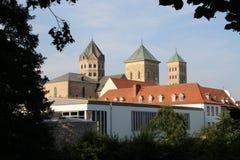 大教堂米斯克 免版税库存图片