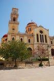 大教堂米纳斯st 免版税库存图片