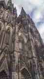 大教堂细节在史特拉斯堡 免版税库存照片