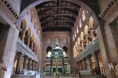 大教堂罗马 免版税库存图片