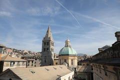 大教堂葡萄园 免版税库存图片