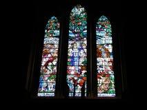 大教堂视窗 库存图片