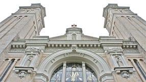 大教堂詹姆斯・西雅图st 库存照片