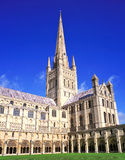 大教堂诺威治 库存图片