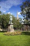 大教堂诺威治 库存照片