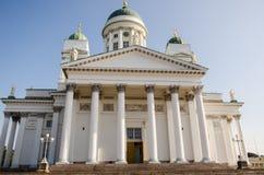 大教堂赫尔辛基 免版税库存照片