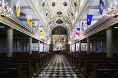 大教堂路易斯st 免版税图库摄影