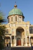 大教堂,亚的斯亚贝巴,埃塞俄比亚,非洲 免版税库存图片