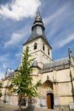 大教堂,哈瑟尔特 免版税库存图片