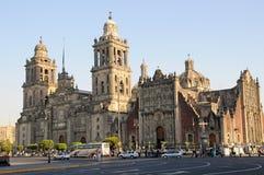 大教堂,墨西哥 免版税库存照片