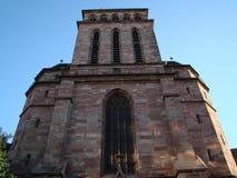 大教堂,教会,石大厦 免版税库存照片