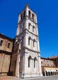大教堂,费拉拉,意大利 免版税库存图片