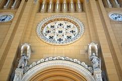 大教堂, FOT,匈牙利 库存照片