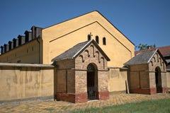 大教堂, FOT,匈牙利 免版税库存图片