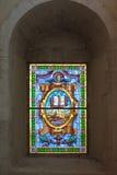 大教堂(中央寺院)西勒鸠斯 免版税库存照片