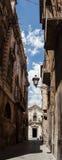 大教堂-塔兰托,意大利 库存照片