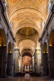 大教堂费拉拉 免版税库存照片