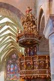 大教堂-斯塔万格挪威 免版税库存图片